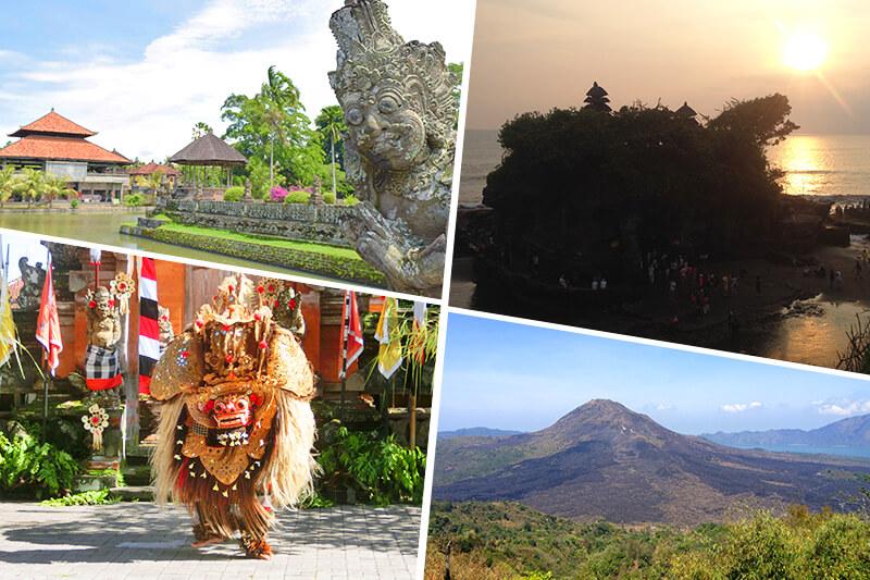 朝から夜までバリ島満喫 1日観光ツアー